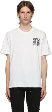 White Stolen Eyes T-Shirt