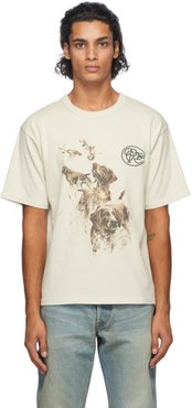 Off-White Hunting Dogs T-Shirt