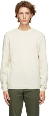 Off-White Light Wool Sigfred Sweater