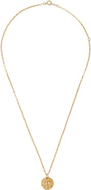 Gold The Dark Water Necklace