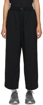 Black Ch2 Trillion Track Pants