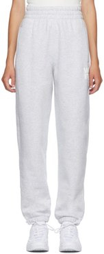 Grey Terry Foundation Lounge Pants