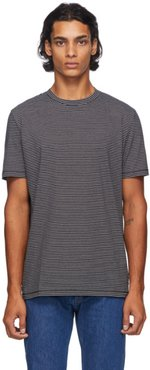 Black Striped Diego T-Shirt