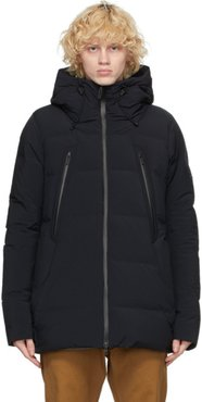 Black Down Mizusawa Mountaineer-HC Coat