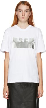 White Degrade T-Shirt