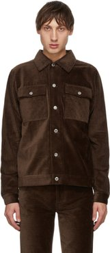 Brown Corduroy Eric Jacket