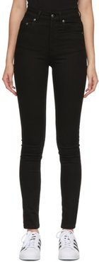 Black Marylin Jeans