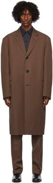 Brown Suit Coat