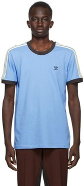 Blue adidas Originals Edition Logo T-Shirt