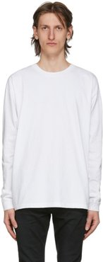 White University Long Sleeve T-Shirt