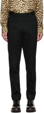 Black Carhartt WIP Edition Canvas Trousers