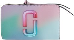 Multicolor The Snapshot Airbrush 2.0 Wallet