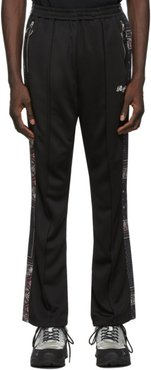 Black Paisley Lounge Pants