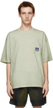 Green Washed Peace T-Shirt
