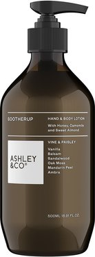 Sootherup - Vine & Paisley
