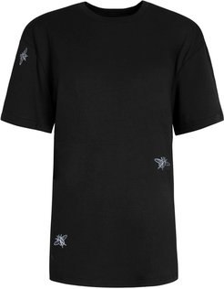 Bug Embroidered T-Shirt Men