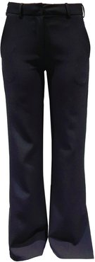 Kavala Trousers Black/Yellow Contrast