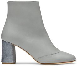 Willa Grey Ankle Boots