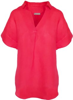 Eukleia Back Buttoned Blouse