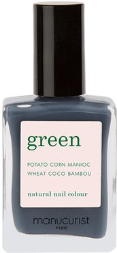 Green Nail Lacquer - Poppy Seed