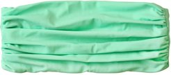 Brunna. Co - Maskana Uv50 Waterproof Gaiter Face Mask, In Mint Green