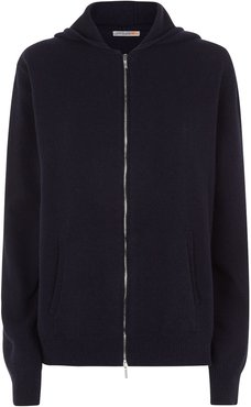 Westbourne Grove Hoody In Navy