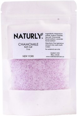 Chamomile Bath Salt Satchet