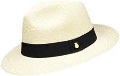 Superfino Classico Genuine Panama Hat Natural