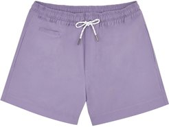 Tato Swimshort - Lavender Recycled Fabric