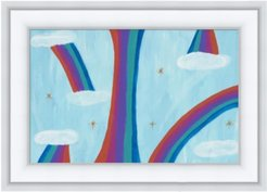 There Are Rainbows Everywhere Large Fine Art Print Limited Edition