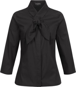Lena Blouse Black