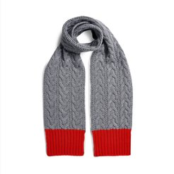 The End Game Merino Wool Scarf