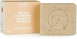 Beer & Oat Protein - Volumising Shampoo Bar