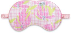 Silk Eye Mask - Water The Lily