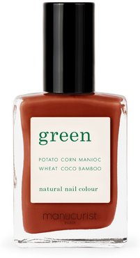 Green Nail Lacquer - Indian Summer