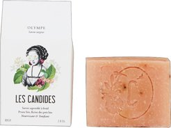 Olympe Plum Cold Soap For Dry Skin