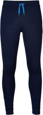 100% Traceable Superfine Merino Trouser In French Navy