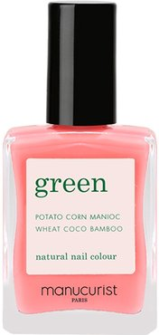 Green Nail Lacquer - Angel'S Trumpet