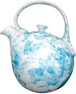 Teapot - Sky Blue Speckle