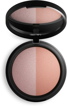 Mineral Baked Blush Duo - Pink Tickle