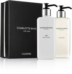 Cleanse Gift Box Set Pure Charcoal