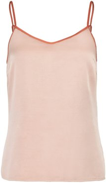 Two Tone Slip Top
