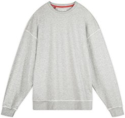 Core Collection Sweat - Wolf Grey