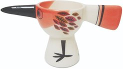 Red Bird Egg Cup