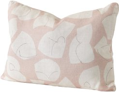 No 1 Plaster Pink Cushion