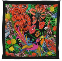 Silk Square Scarf - Glorious Beasties