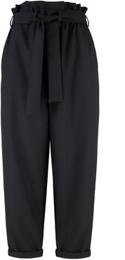 Roxy Black Trousers With Waistband