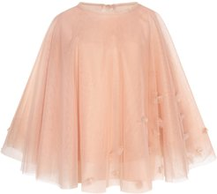 Airy Tulle Skirt Laura - Powder Pink