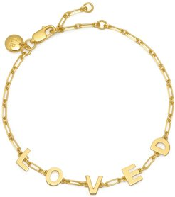 Loved Chain Bracelet In Gold