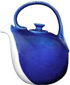 Teapot - Sea Blue Pool